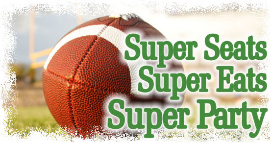 green-superbowl-party